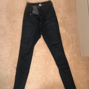Fashion Nova Classic High Waist Skinny Jeans